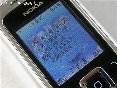 暴跌至2299诺基亚滑盖手机6111详细点评(4)