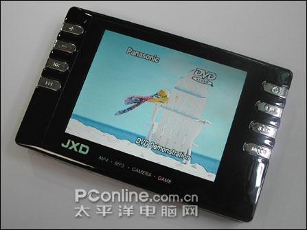 3.6寸屏全能MP4金星901不足千元