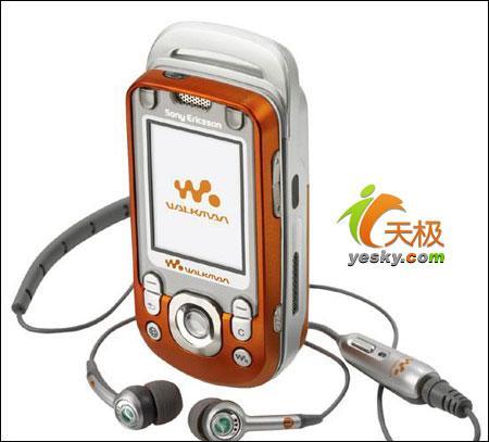 音乐狂热不止索爱音乐手机W550C继续降价