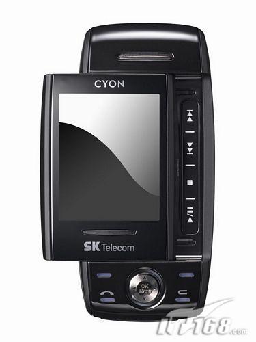 多重滑盖LG双滑盖音乐手机SD910亮相