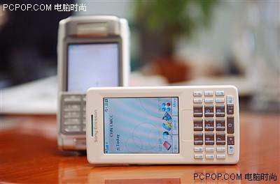娱乐功能齐全索爱商务手机M600详细评测