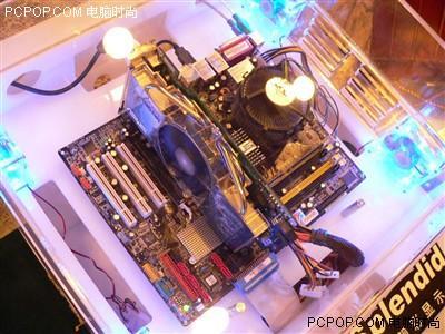 Intel最顶尖平台!华硕I975X发布详情