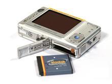非日系卡片机代表柯达V550降价百元