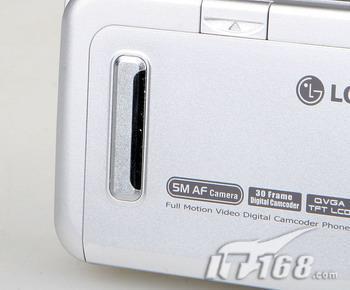 500万像素CDMA强音LG韩版C960手机评测(5)
