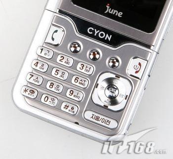 500万像素CDMA强音LG韩版C960手机评测(2)
