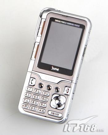 500万像素CDMA强音LG韩版C960手机评测