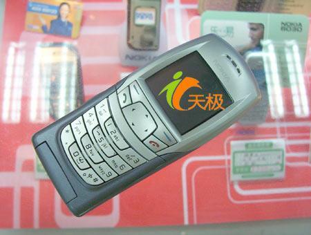 享受签名乐趣诺基亚商务手机6108不足1千