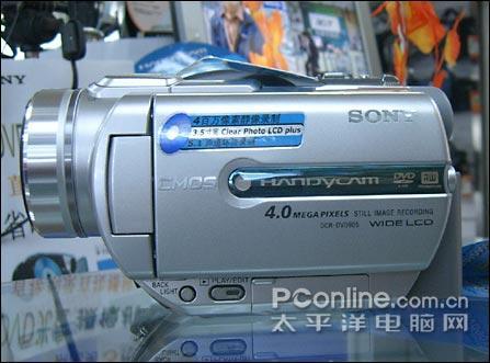 旗舰之作400万像索尼DVD905E售9500元