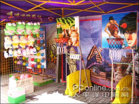 欢乐娱人节!太平洋户外促销活动激图赏