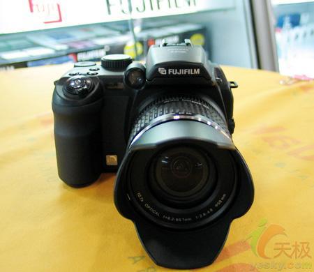 拍摄乐趣终极体验高感光数码相机点评(2)