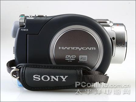 高档DVD摄像机索尼805E登陆报价竟7580