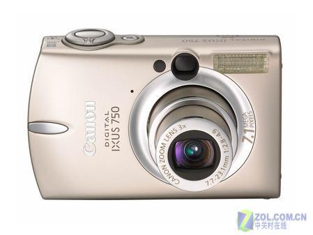 降价百元佳能IXUS750相机跌破3000元