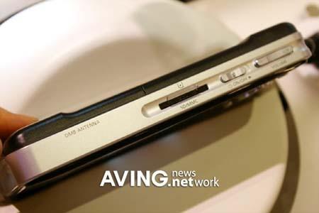 超大4.0英寸LCD宽屏三星发布新款PMP