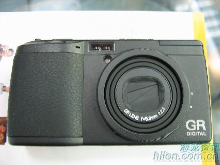 外接镜头经典手动理光GR-D卖4700元