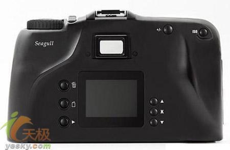 传海鸥将推出首台国产数码单反相机D55
