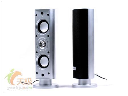 LCD完美搭档三诺时尚系列V-51音箱试听感受