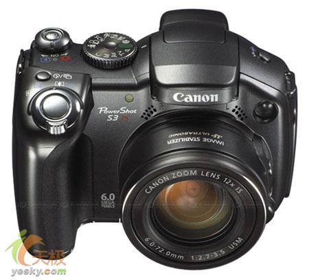 自主摄影利器尽扫主流全手动数码相机(5)