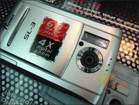 600万像素拍得丽SL3甩卖仅售500元(图)