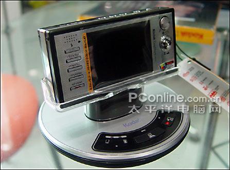 双镜头设计柯达V570相机降价卖3180元