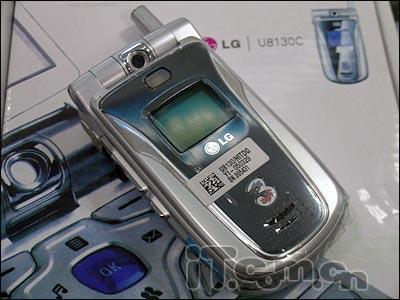 LG超值3G手机不足千元U8130再降300