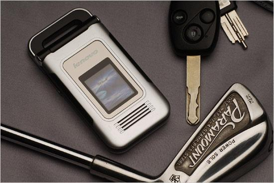 联想薄•视手机超薄金属质感手机V800