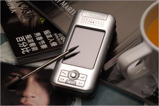 联想重量级全能作品专业视听手机i921