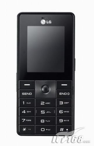 百万像素酷机LG超薄卡片KG328即将上市