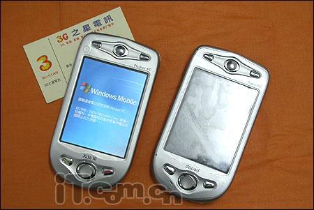 配备WiFi功能多普达商务强机699仅3780
