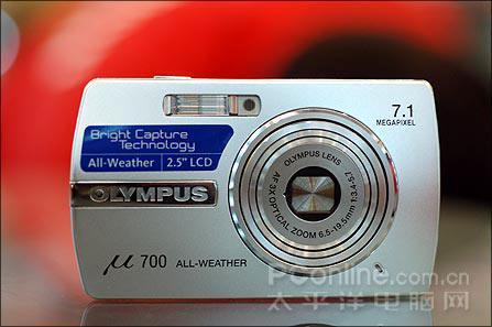 奥林巴斯初显性价比μ700相机小降200元