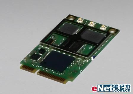 英特尔下代无线WiMax无线网卡实物图赏