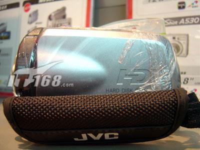 发布会前露头JVC硬盘DVMG21AC平价到