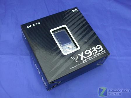 超高速USB2.0接口MP3测昂达VX939