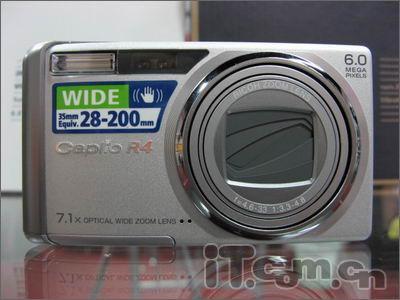 降价再送卡理光7.1倍长焦数码相机促销