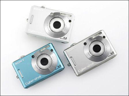 谁是明日之星上半年新品数码相机盘点