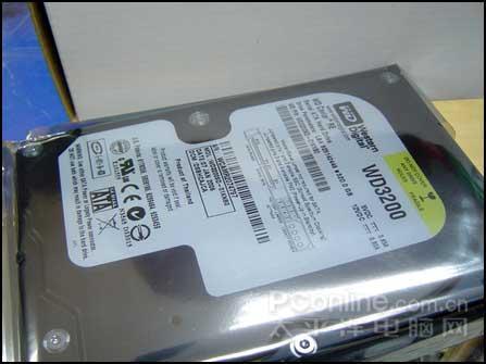 西部数据320G企业级硬盘上市仅1110元!