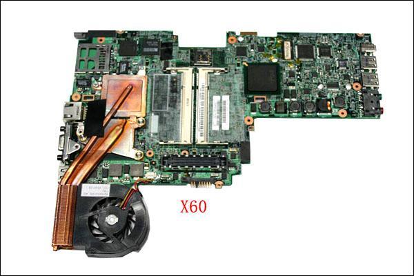 x60笔记本主板