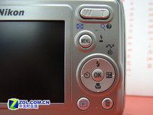 800万像素光学防抖尼康P4相机3199元