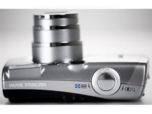 600万4倍光变防抖佳能IXUS800上市