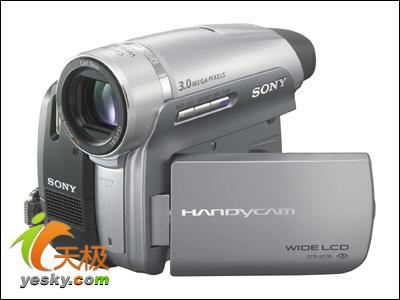 高画质DV索尼发布新品HC96E/46E/26E