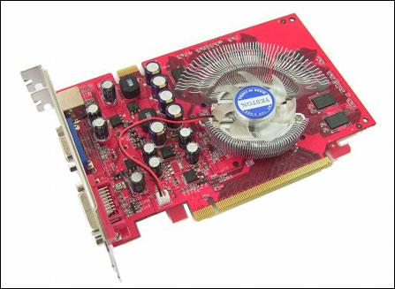 盈通G7600GS超频版上市