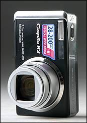 最适合出游 理光精品数码相机小