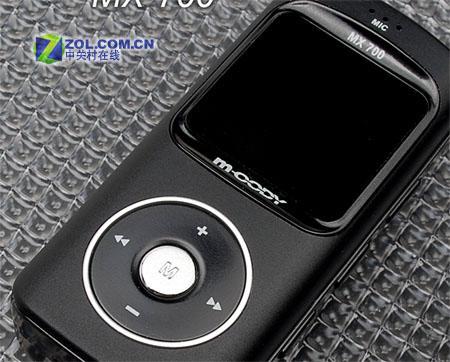 美丽小巧功能强大手机型韩国MP3赏析