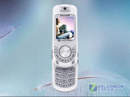 借鉴iPod设计女性机三星娱乐X818评测