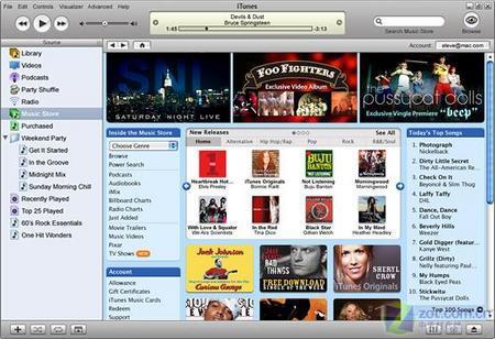 发财有道苹果将在iTunes上投放广告
