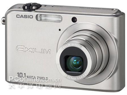 千万像素卡片机卡西欧发布新品Z1000