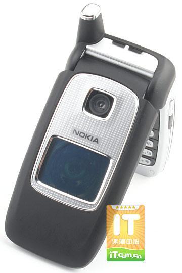 普及蓝牙应用诺基亚折叠手机6103详细评测