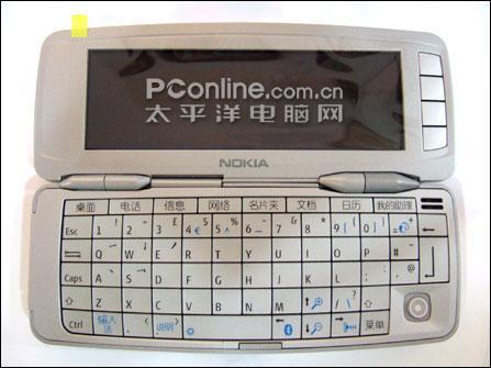 双层式设计诺基亚智能王N9300热卖