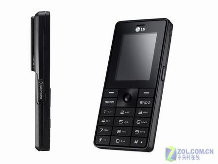 时尚超薄LG百万像素滑盖KG328仅2580元