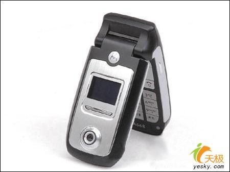 时尚魔力触手可及MOTO指书手机A668只1299
