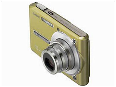 就要前卫和时尚九款超薄相机精彩推荐(8)
